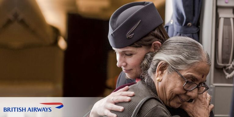 Love Beyond Boundaries : British Airways campaign 'Fuelled By Love'